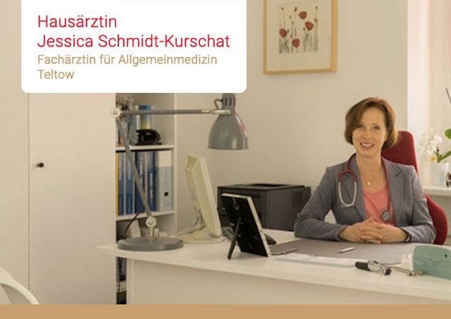 Website Hausärztin