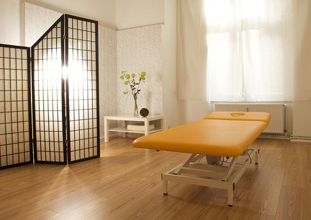 Physiotherapie-Praxis